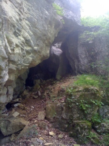 Very cool Cave found on the Flint