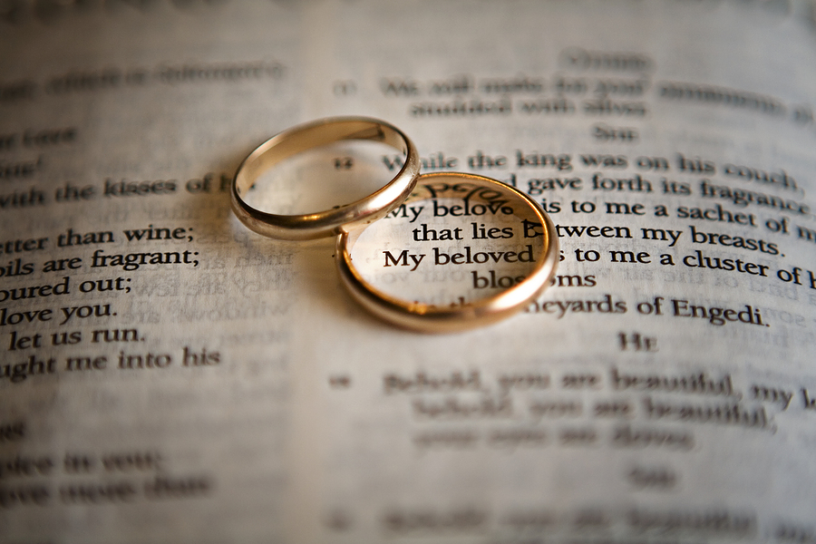 Stock options granted before marriage